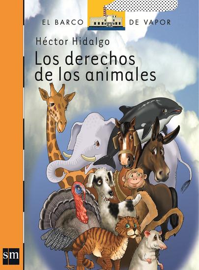 Los derechos de los animales - cover