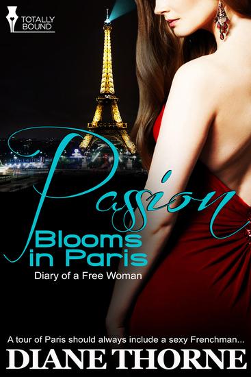 Passion Blooms in Paris - cover