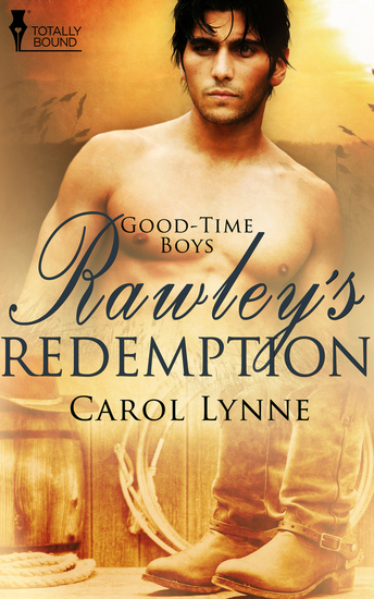 Rawley's Redemption - cover