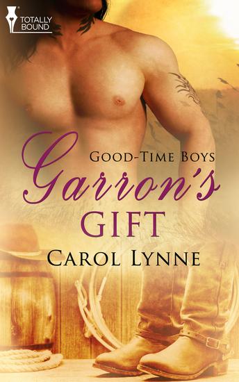 Garron's Gift - cover