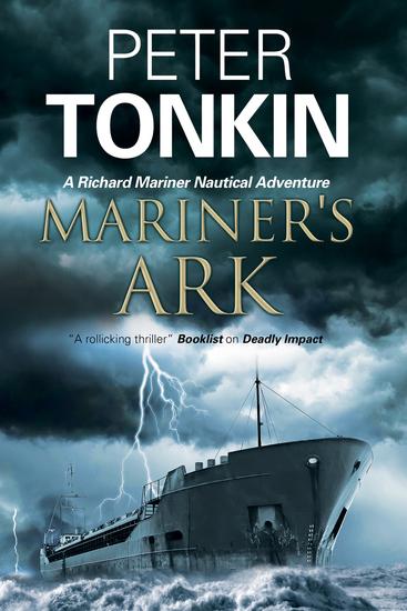 Mariner's Ark: A Richard Mariner nautical adventure - cover