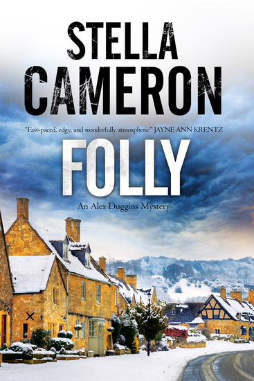 Folly - A British murder mystery set in the Cotswolds - cover