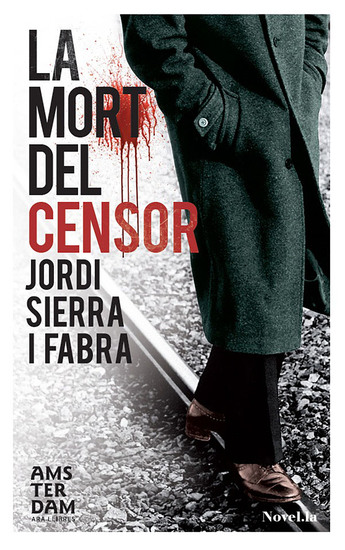 La mort del censor - cover