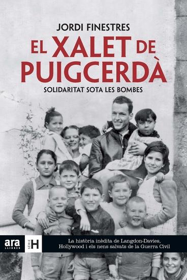 El xalet de Puigcerdà Solidaritat sota les bombes - cover