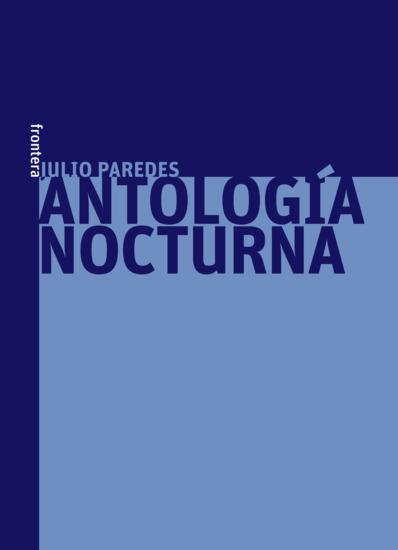 Antología nocturna - cover
