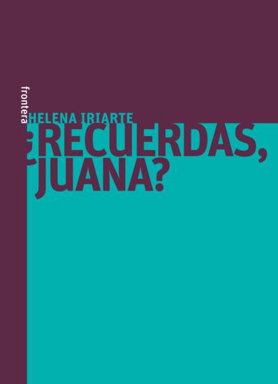 ¿Recuerdas Juana? - cover
