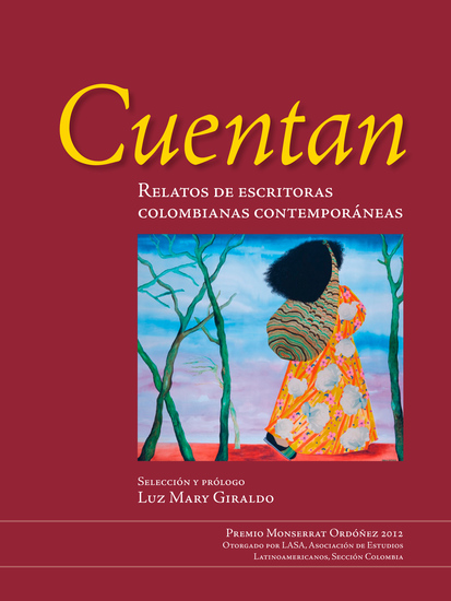 Cuentan Relatos de escritoras colombianas contemporáneas - cover
