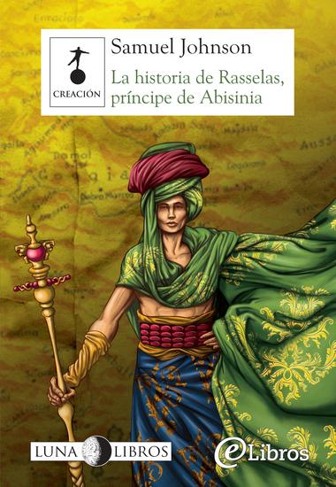 La historia de Rasselas príncipe de Abisinia - cover
