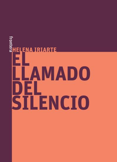 El llamado del silencio - cover