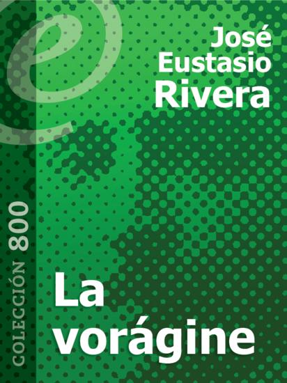 La vorágine - cover