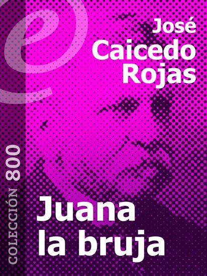 Juana la bruja - cover