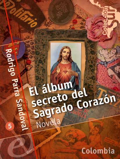 El álbum secreto del Sagrado Corazón - cover