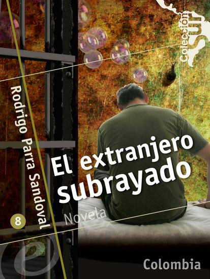 El extranjero subrayado - cover