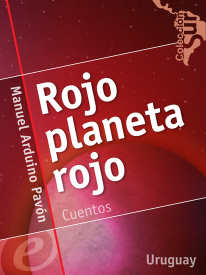 Rojo planeta rojo - cover