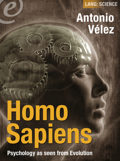 Homo Sapiens - Psychology as Seen from Evolution - cover