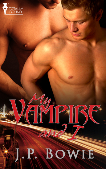 My Vampire and I - cover