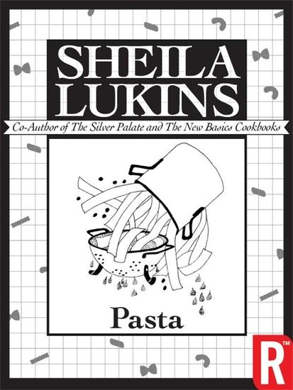 Pasta (Sheila Lukins Short eCookbooks) - cover