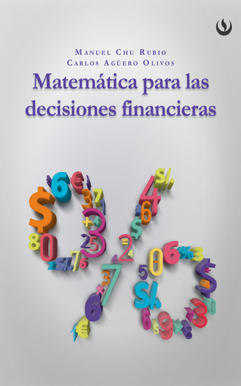 Matemática para las decisiones financieras - cover
