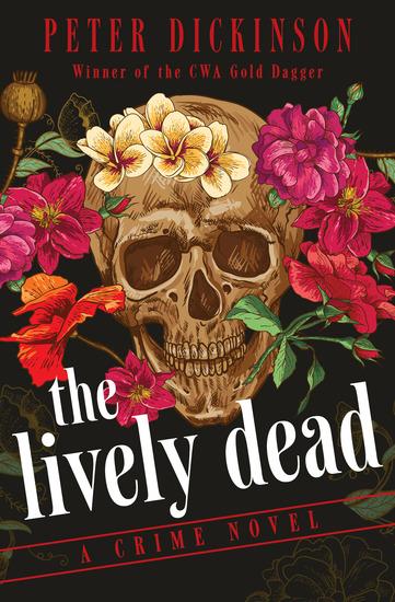 The Lively Dead - A Crime Novel - cover