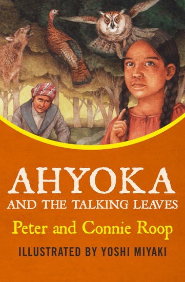 Ahyoka and the Talking Leaves - cover
