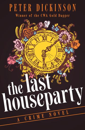 The Last Houseparty - A Crime Novel - cover