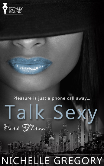 Talk Sexy: Part Three - cover