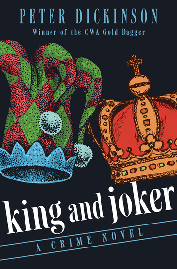 King and Joker - A Crime Novel - cover