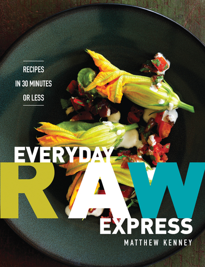 Everyday Raw Express - cover