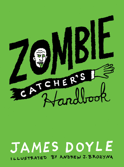 Zombie Catcher's Handbook - cover