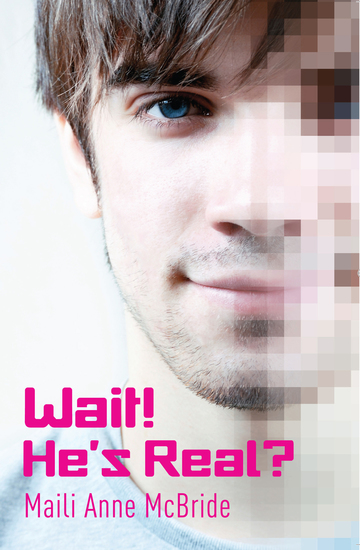 Wait! He's Real? - cover