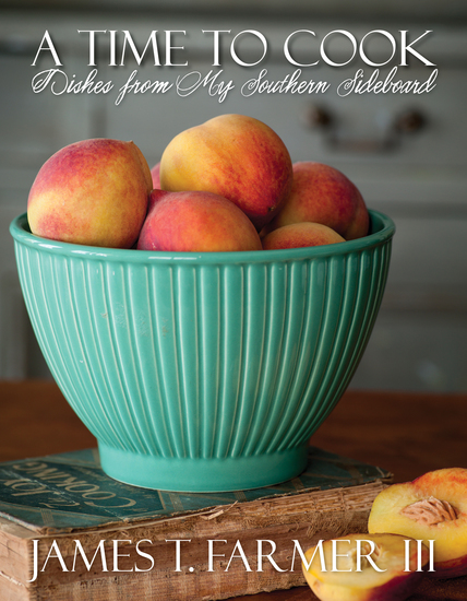 A Time to Cook - Dishes from My Southern Sideboard - cover