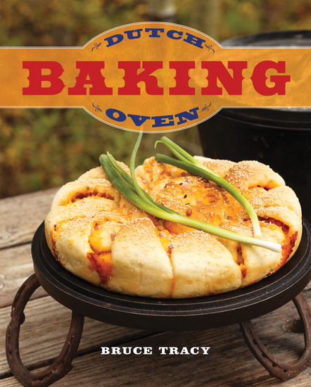 Dutch Oven Baking - cover