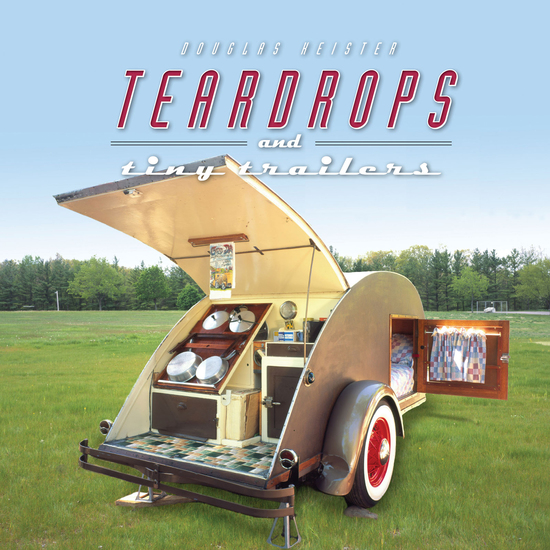 Teardrops and Tiny Trailers - cover