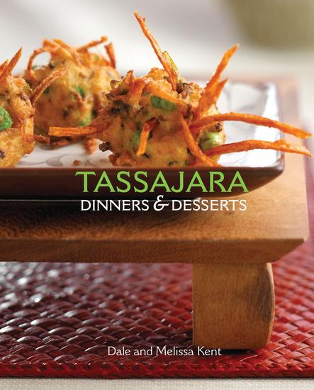Tassajara Dinners & Desserts - cover