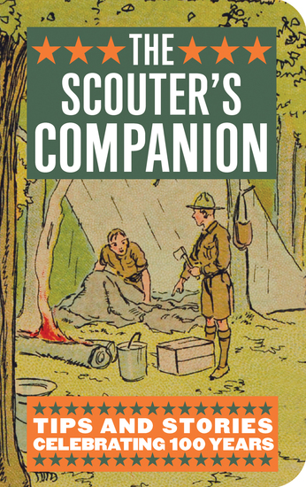 The Scouter's Companion - cover