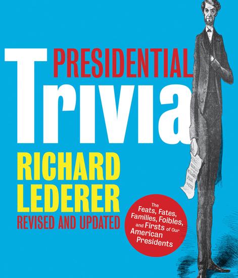 Presidential Trivia - cover