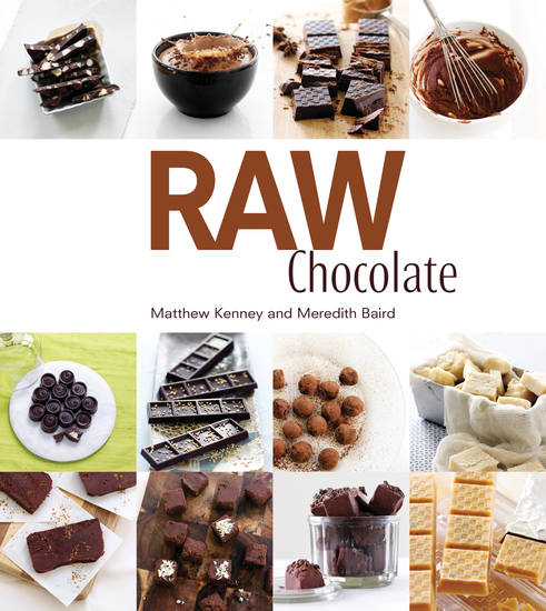 Raw Chocolate - cover