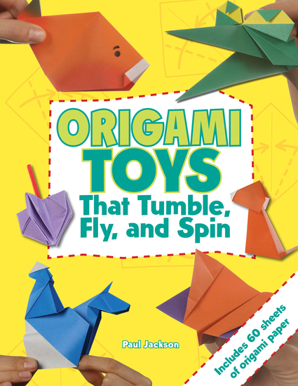 Origami Toys - cover