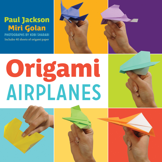 Origami Airplanes - cover