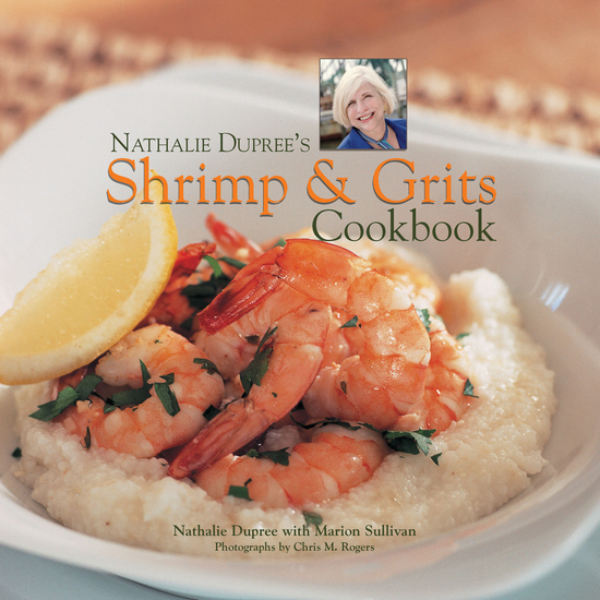 Nathalie Dupree's Shrimp and Grits - cover