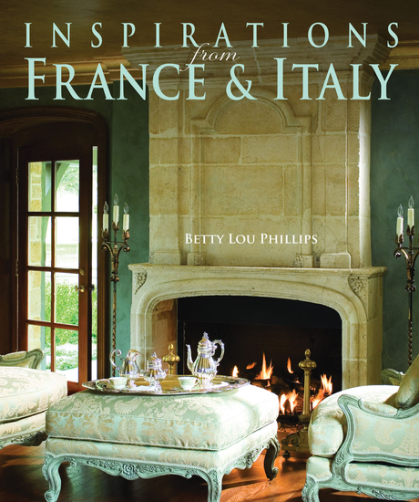 Inspirations from France & Italy - cover