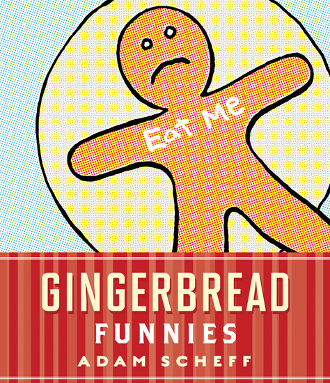 Gingerbread Funnies - cover