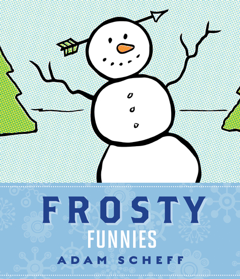 Frosty Funnies - cover