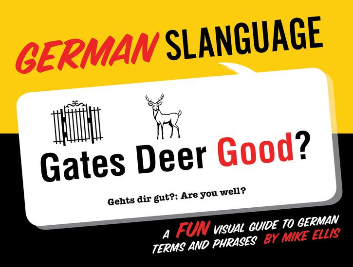 German Slanguage - cover