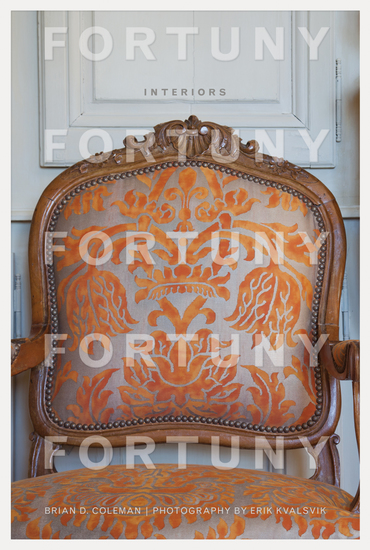 Fortuny Interiors - cover