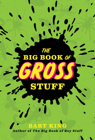 The Big Book of Gross Stuff - cover