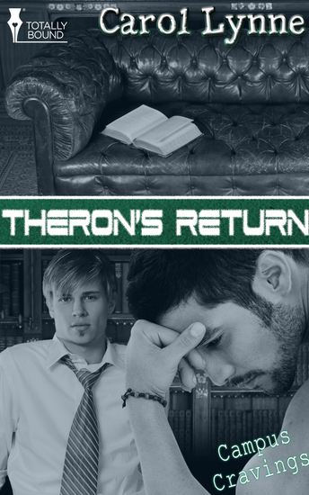 Theron's Return - cover