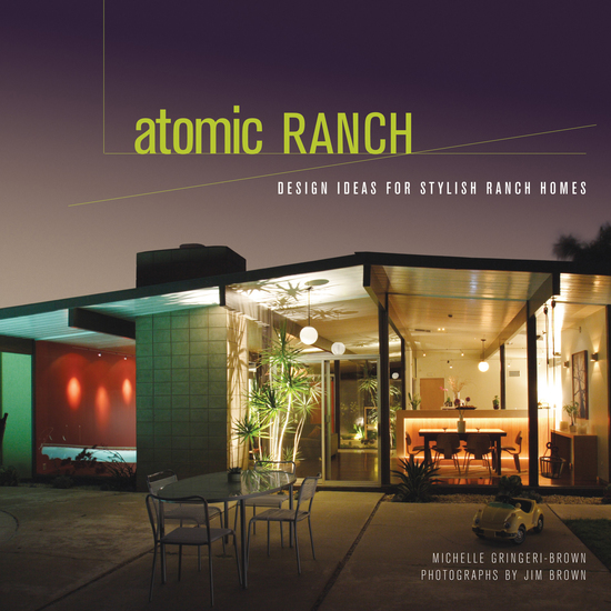 Atomic Ranch - cover