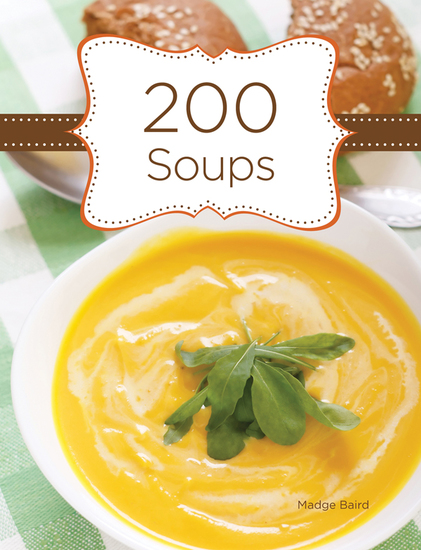 200 Soups - cover