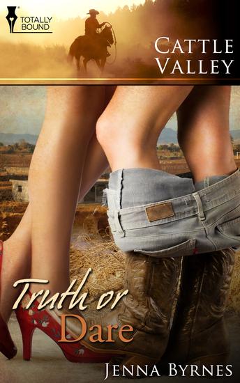 Truth or Dare - cover